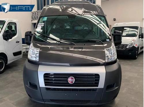 plan canje 0km ducato furgon maxicargo minibus a $600.000 m-