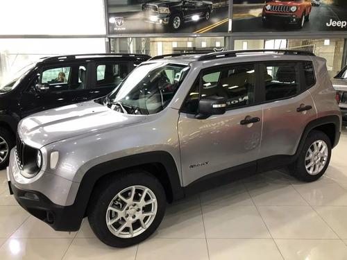 plan de ahorro jeep renegade sport 80/20% con 17cts pagas