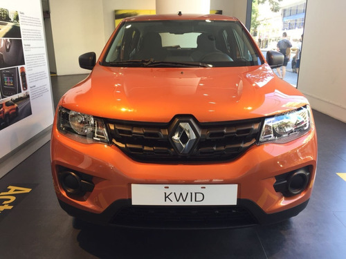 plan de ahorro kwid zen 1.0 100% financiado (ma)