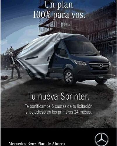 plan de ahorro para toda la linea sprinter y camiones mb