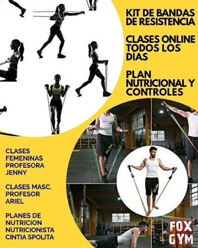 plan de entrenamiento y nutricion online
