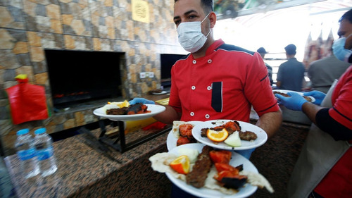 plan de vigilancia, prevencion y control restaurantes c19