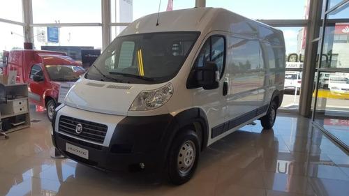 plan ducato furgon corto retirala con $400.000 + cuotas 0 a-