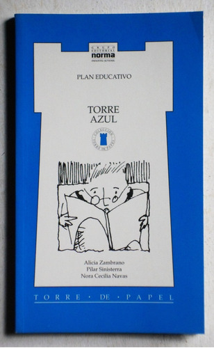 plan educativo torre azul / zambrano - sinisterra - navas