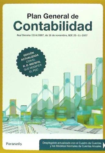 plan general de contabilidad(libro contabilidad y operacione