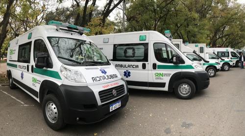plan gobierno ducato ambulancia maxicargo minibus 15+1 m-