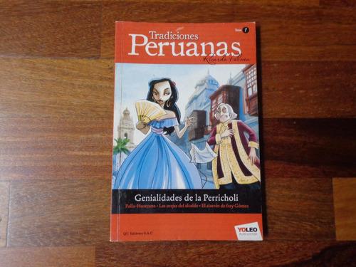 plan lector tradiciones peruanas de ricardo palma
