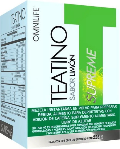 plan mensual teatino limón supreme - despacho gratis