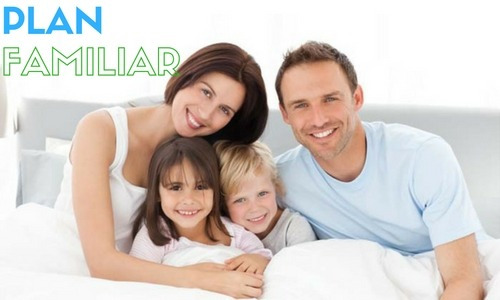 plan odontológico familiar (4 personas)