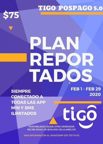 plan reportados ilimitados