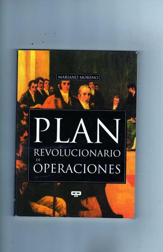 plan revolucionario de operaciones  mariano moreno
