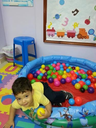 plan vacacional 2018. niños de 5 meses hasta 7 años