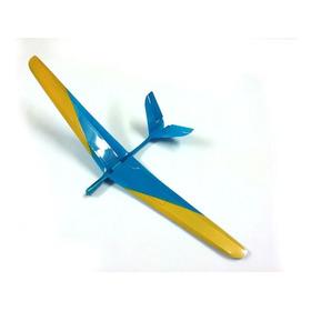 Planador Cardoso Grande 41 Em Plástico Pronto Para Voar