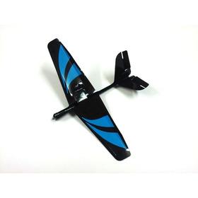 Planador Cardoso Médio Em Plástico Pronto Para Voar
