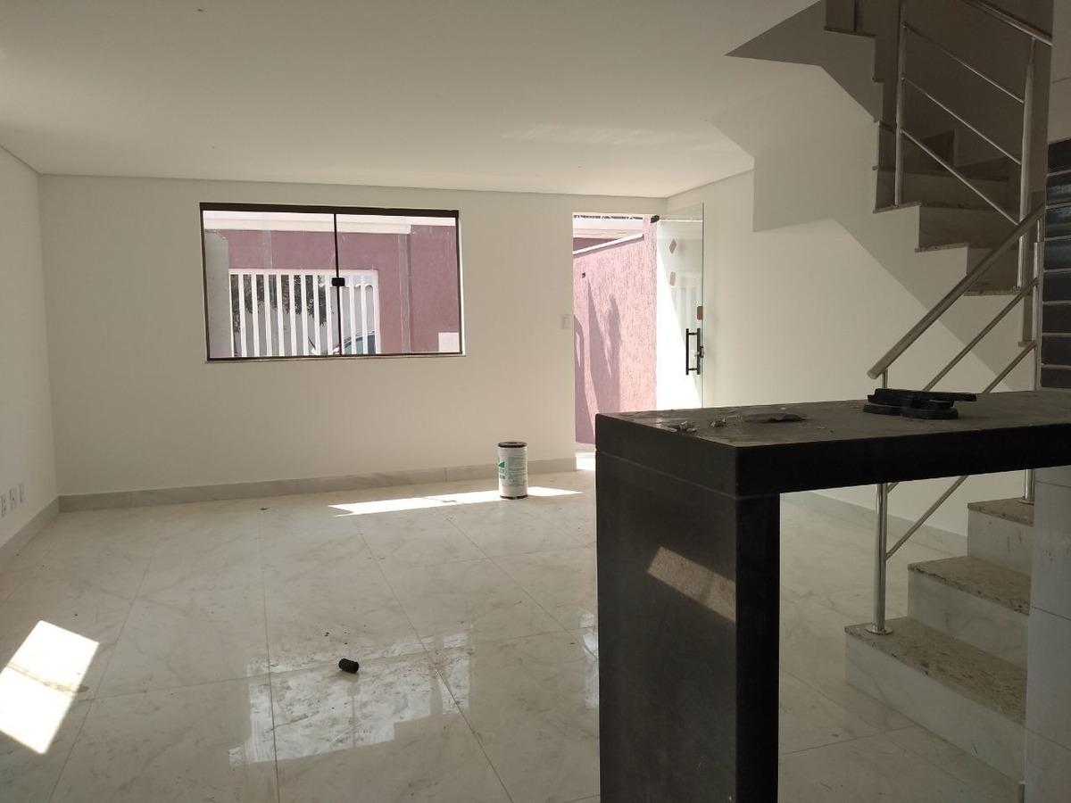 planalto. casa moderna. 3 quartos. - 2623