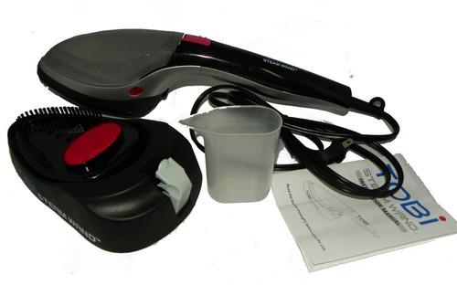 plancha a vapor de mano tobi steam wand portatil + obsequio