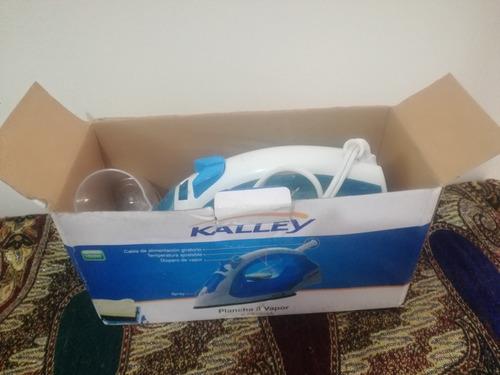 plancha a vapor kalley.