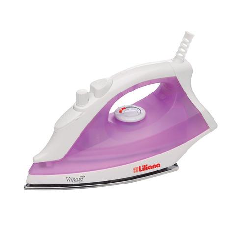 plancha a vapor liliana vapore c/ golpe de vapor rpv400