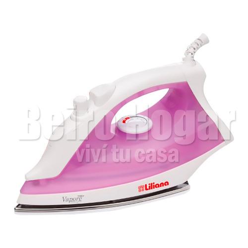 plancha a vapor liliana vapore rpv400 2000 w beiro hogar