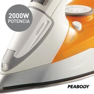 plancha a vapor peabody pe-pvc33 2000w otero hogar