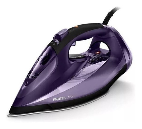 plancha a vapor philips gc4563/30 azur 2600w 50 gr/min lh