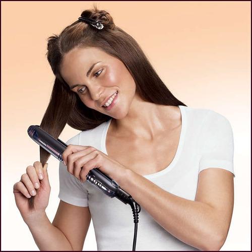 plancha alaciadora cabello philips hp8339/20 pro care