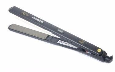 plancha alisado profesional alizz ultraliviana titanium 464f