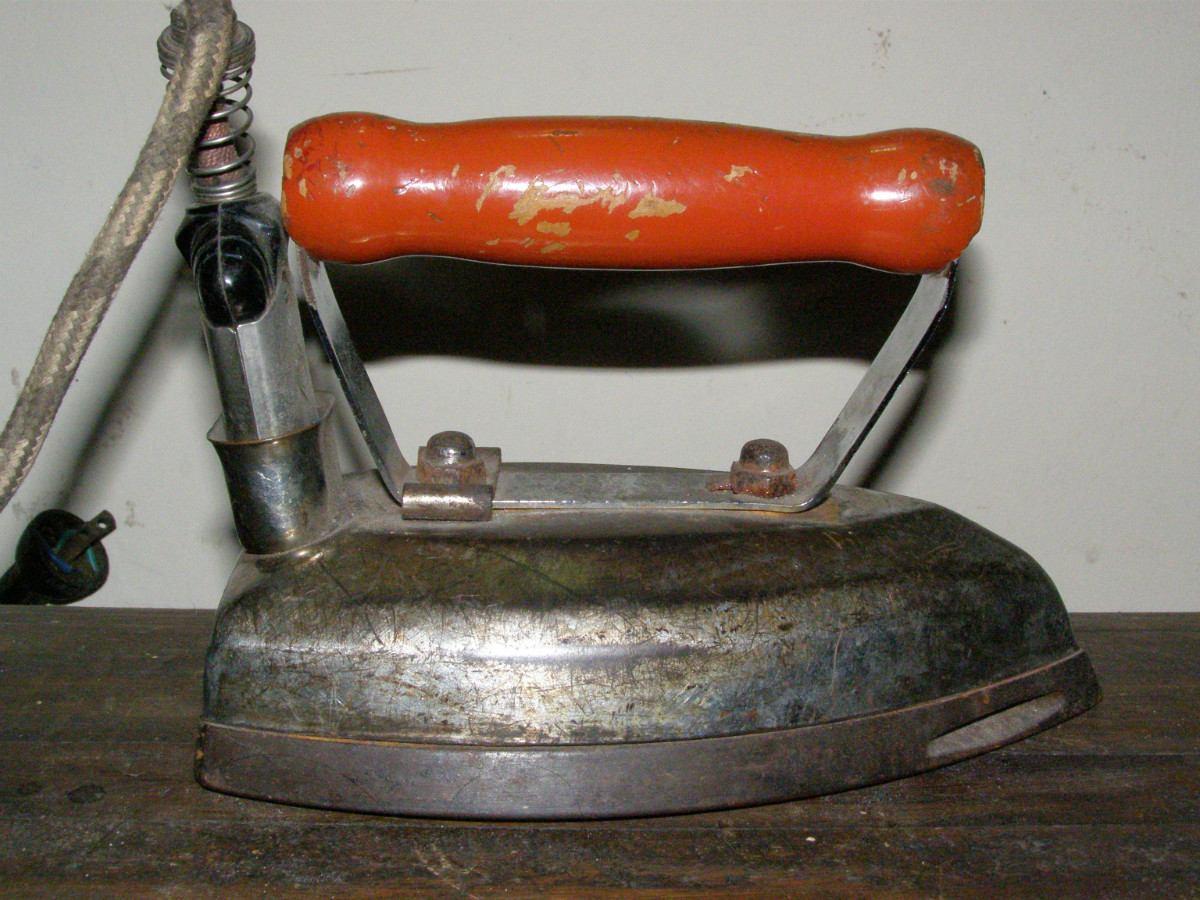 Plancha antigua electrica en mercado libre for Cambiar instalacion electrica antigua precio