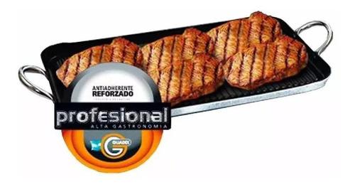 plancha bifera churrasquera guadix 2 hornallas teflon