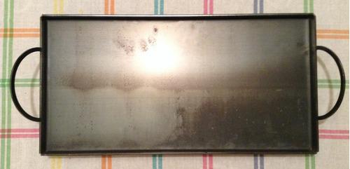plancha bifera en hierro 3,2 mm envió gratis directo fabrica