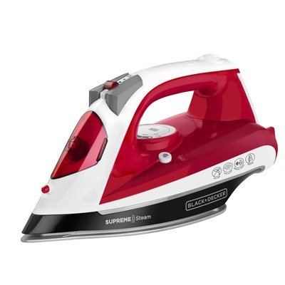 plancha black&decker supreme steam - ir23970