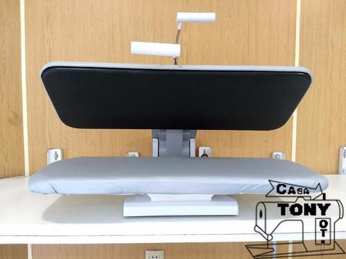 plancha blanca press tipo prensa sin vapor