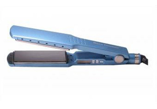 plancha cabello alisador digital nano titanium pro 450° f