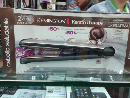 plancha cabello remington