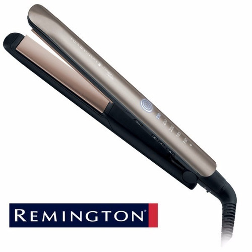 plancha cabello remington s8590 terapia keratina original