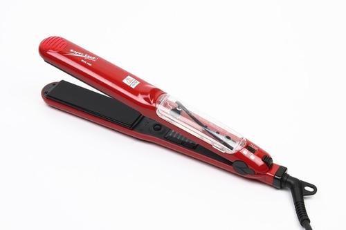 plancha cabello vaporizadora  450° super look slp 133 nuevo