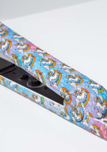 plancha cerámica unicornio pyt