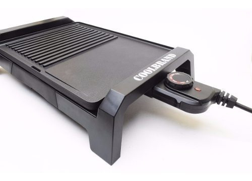 plancha coolbrand power grill electrico cool 2030 selectogar