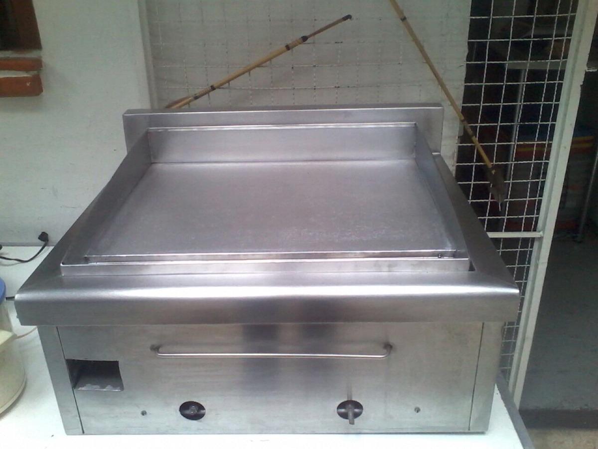 Plancha de acero para restaurante 4 en mercado for Plancha para restaurante segunda mano
