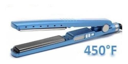 plancha de cabello con nano titanium 450 f indicador lcd