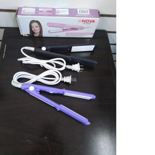 plancha de cabello nova cod 10060*