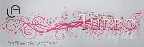 plancha de desplazamiento le angelique color rosa plateado