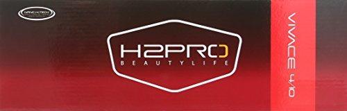 plancha de estilo profesional de cerámica h2pro