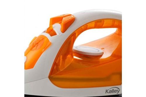 plancha de ropa kalley vapor k-pb100an ak
