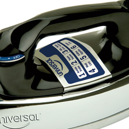 plancha de ropa universal tradicional metálica 406