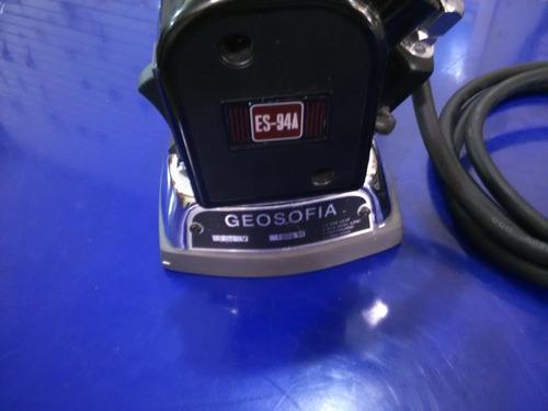 plancha de vapor industrial, con zapato (teflón) incluido