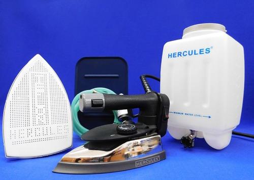 plancha de vapor industrial planchaduría marca hercules