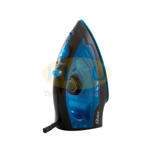 plancha de vapor oster antiadherente 1200w cable 360° garant