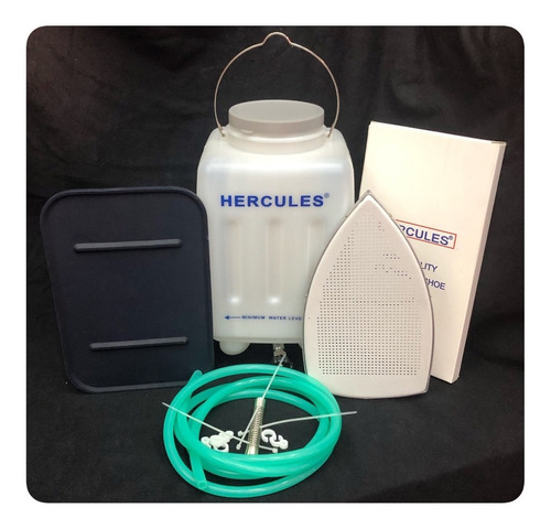 plancha de vapor semi industrial marca hercules envio gratis
