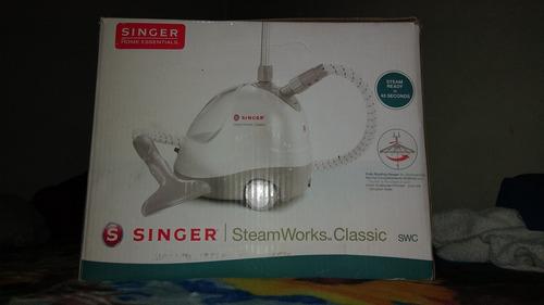 plancha de vapor singer steamworks classic